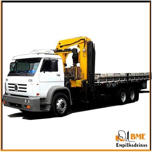Transporte de máquinas pesadas sp